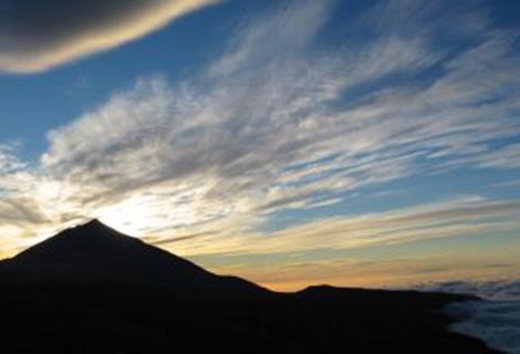 Izana Observatory in Tenerife