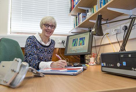 Professor Betty Lanchester