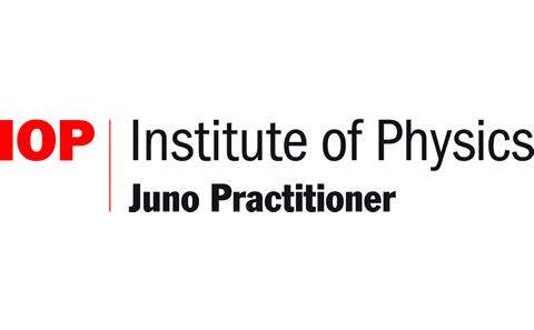 Institute of Physics Juno Practitioner