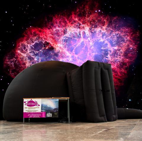 The Mobile Planetarium